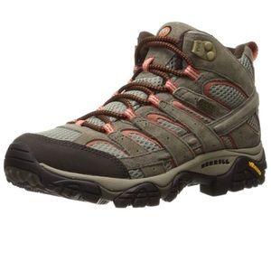 Merkel Moab 2 Mid Waterproof Hiking Boot